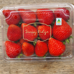 Premium Strawberries